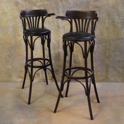 Венское барное кресло