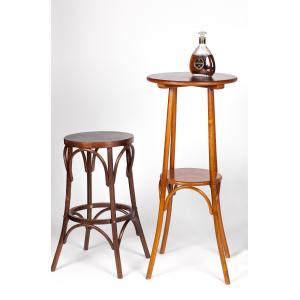 Венский барный стол