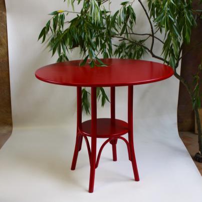 Круглый венский столик